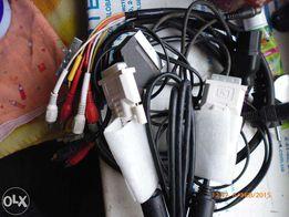 кабели(аудио,видео,и т.д.и т.п) к п.к.времён ссср,usb,зарядки,Б\П