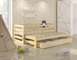 Łóżko drewniane 180x80, na zamówienie !