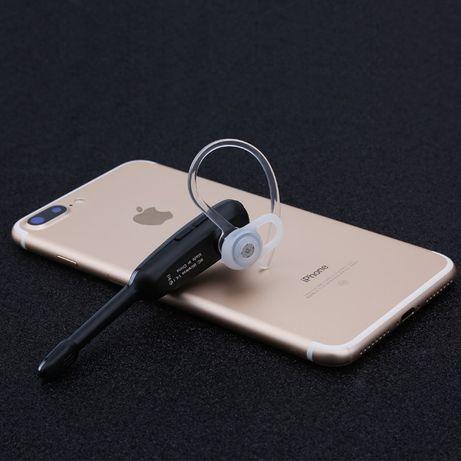 Bluetooth гарнитура HM1000 на 2 телефона Беспроводные наушники музыка Кривой Рог - изображение 2