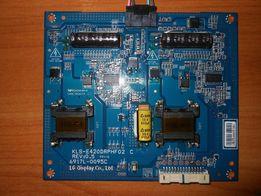 майн и инвертор на lcd телевизор