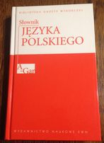 Słownik Języka Polskiego Tom I (gazeta wyborcza)