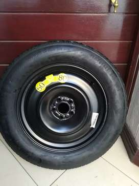 Brand New Land Rover Discovery Sport 18 inch Factory Space Saver Spare