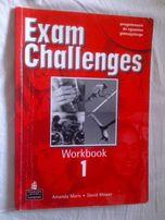 Exam Challenges 1 , angielski , gimnazjum, ćwiczenie