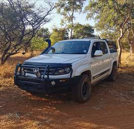 Vw amarok replacement bumper