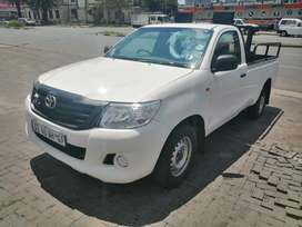 2015 Toyota Hilux in good condition