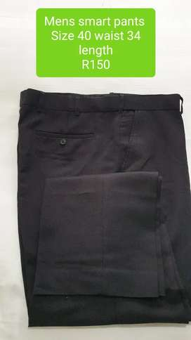 2nd Hand Mens Smart Pants Size 38 R150 each