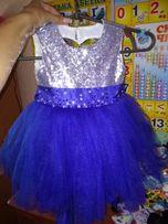 Платье на годик, возможен прокат