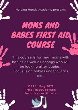Moms and Babes First Aid Course