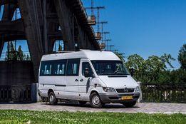 Аренда заказ микроавтобуса. Пассажирские перевозки по городу и Украине