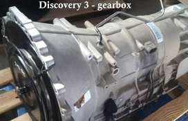 Land Rover Used Spares - Discovery 3 Gearbox for sale