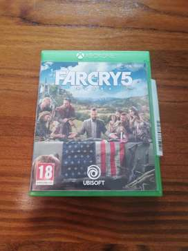 FarCry 5 ( latest FarCry game )