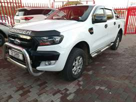 2018 Ford Ranger 2.2 tdci AUTOMATIC