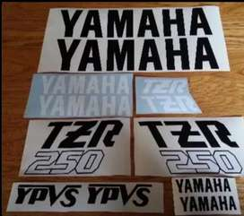 TZR decals stickers graphics kits
