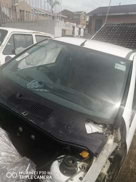 Fiat strada windscreen R750 with rubber