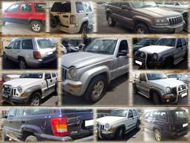 Jeep spares for most make and models for sale.