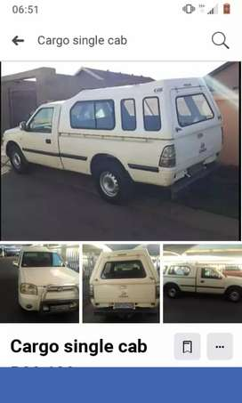 seeking a bakkie to buy urgently