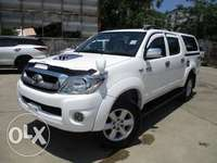 Toyota Hilux Double cabin 2011 for sale in Nairobi 0
