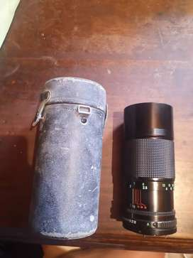 Canon zoom lens 70 - 150mm F4.5 MF