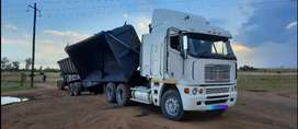 34 ton side tipper truck for hire/lease/rental