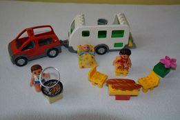 LEGO DUPLO 5655 przyczepa kempingowa stan bardzo dobry