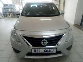 2017 Nissan Almera 1.5 Manual /93000Km.