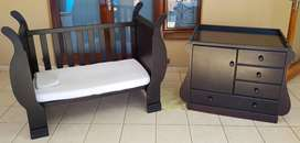 Second Hand, Furniture Depot Cot and Compactum