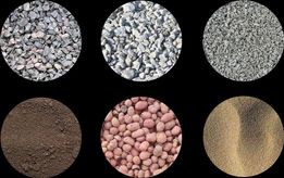 Песок, щебень, отсев, шлак, бут, глина, вывоз мусора ЗИЛ 5т, Камаз 10т