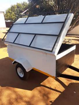 Venter 6foot trailer with tailgate