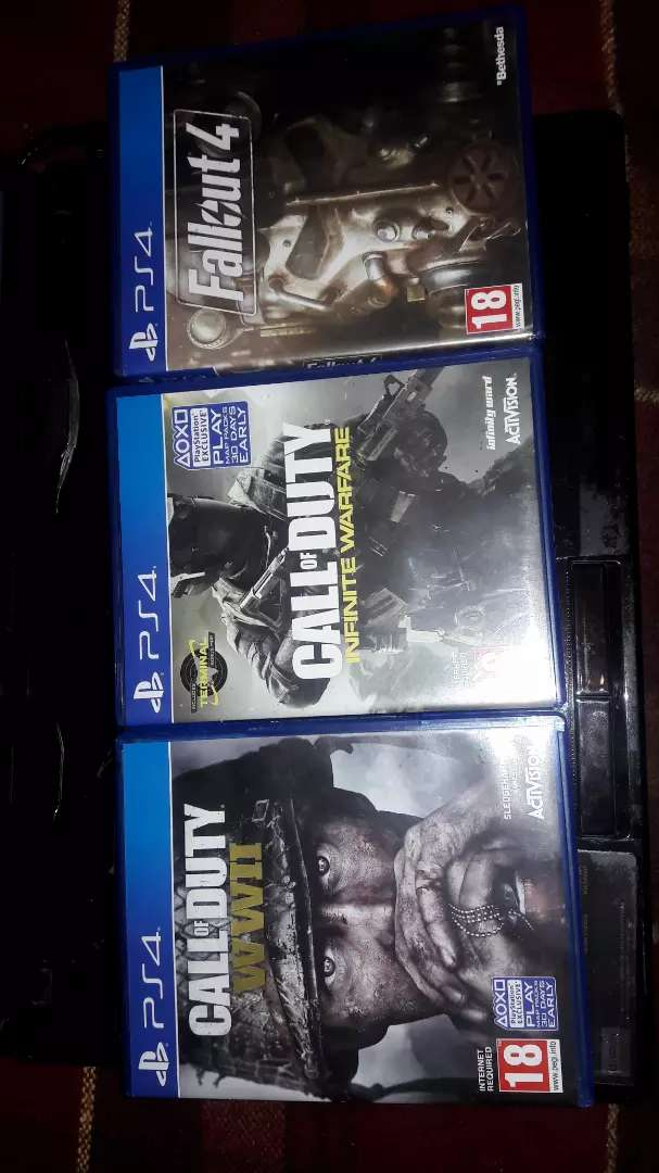 PS4 GAMES FOR SALE OR SWAP 0