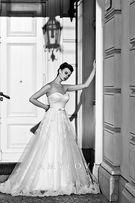 Suknia ślubna Amy Love Gio, zwiewna, romantyczna, boho księżniczka