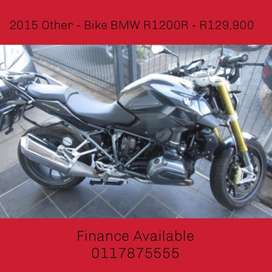 2015 Other - Bike BMW R1200R - R129,900