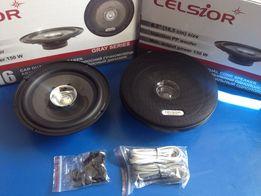 Динамики для авто акустика Celsior CS-16 16см