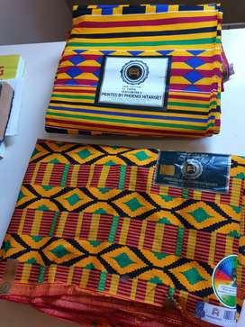 Nice Original Quality African Material , strictly Import