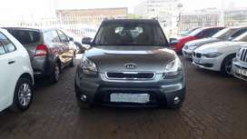 2011 KIA soul 1.4 engine capacity.