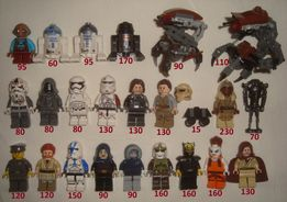 Коллекция фигурок Lego Star Wars clone оригинал лего