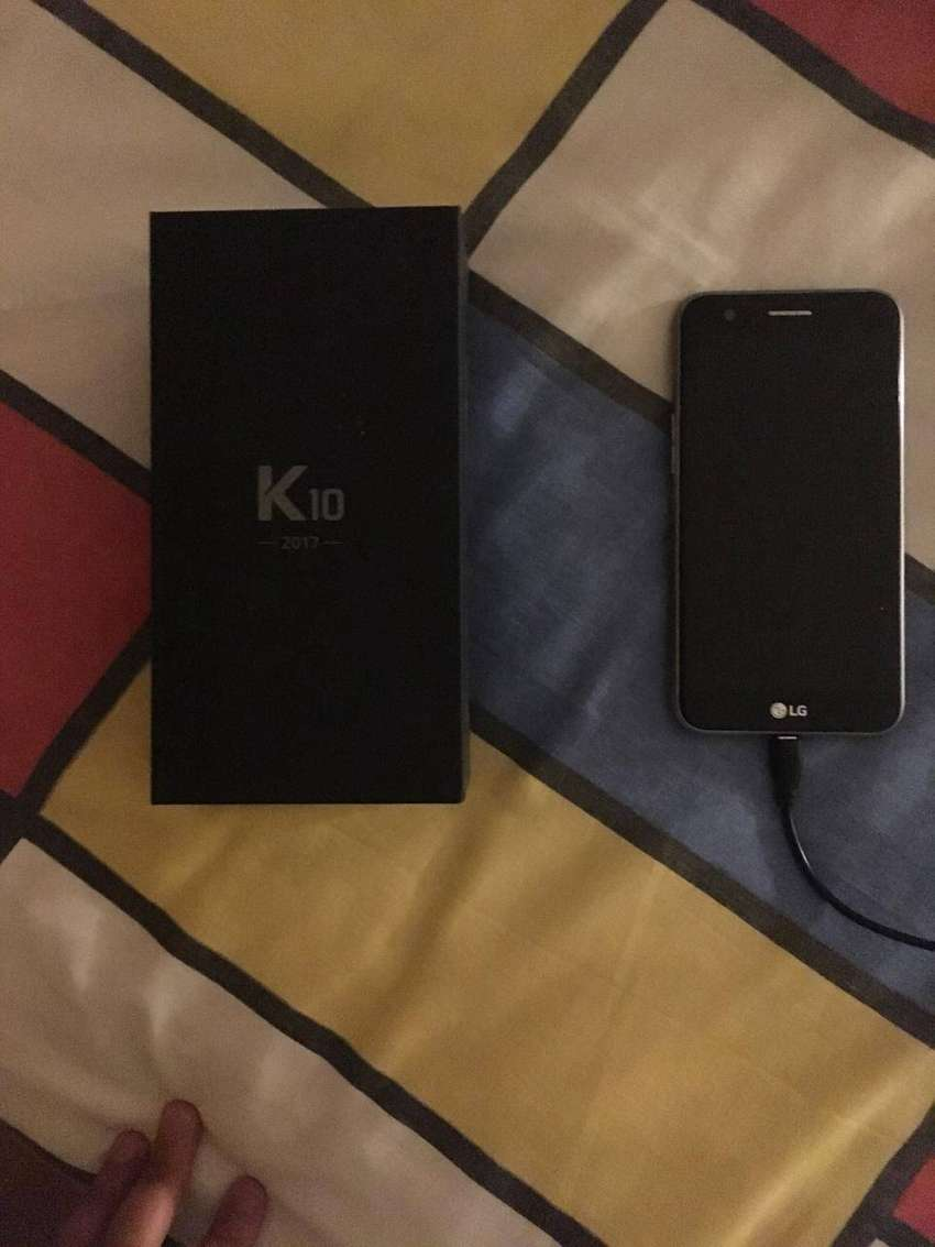 LG k10 titan 16GB BRAND NEW WITH EXTRA BATTERY R2499 0