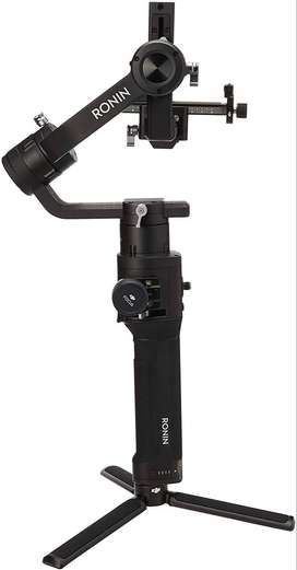 DJI Ronin-S Stabilizer (3-Axis Gimbal) for DSLR and Mirrorless Camera.