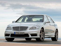 Обвес Mercedes S W221 AMG, бампер, фары, фонари, зеркала, решетка и др