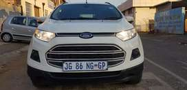 Ford Ecosport 1.0 engine capacity