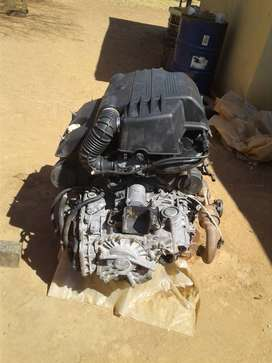 Land rover freelander kv6 engin and gearbox