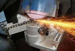 Заточка цепей (бензопил и электропил)