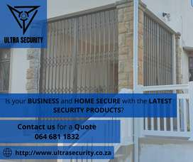 Security Products With Built in Tamper Alarm