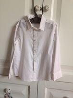 Spodnie chłopięce Mayoral + koszula H&M rozm 110 (muszka H&M gratis)