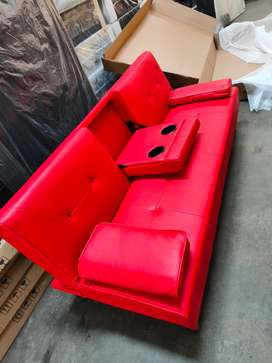 Sleeper couches with cupholders R2999-(WE OFFER EXPRESS DELIVERY)