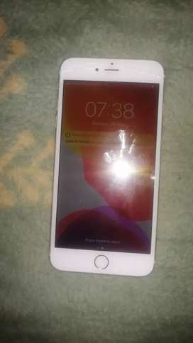 Selling an iPhone 6plus with 3500 and price can be  neg