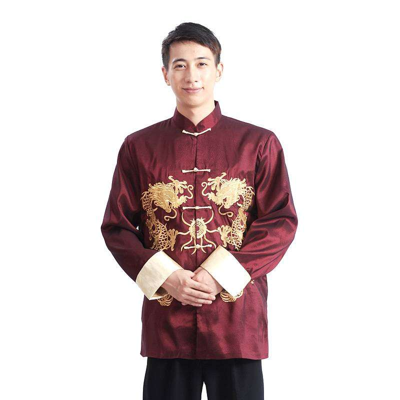 Traditional Chinese jacket 0