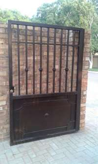 Image of Designer gates from Steel Art and Craft