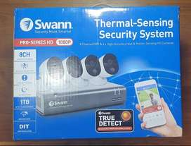 Brand new Swann Thermal-sensing security system