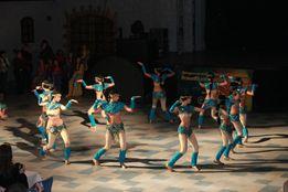 Костюм для восточных танцев египетский