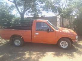 Am selling my van of isuzu260